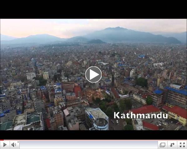 Nepal Earthquake - Kathmandu