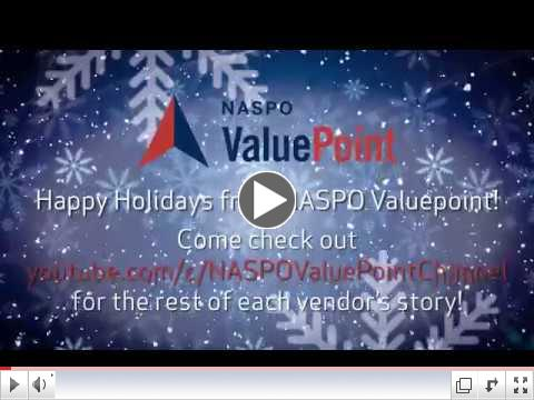 Happy Holidays from NASPO ValuePoint