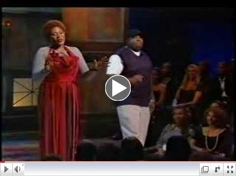 Def Poetry - Dasha Kelly and Dan Vaughn