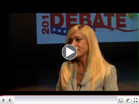 Kelly Smallridge @ Lynn Debate Newsletter Meeting