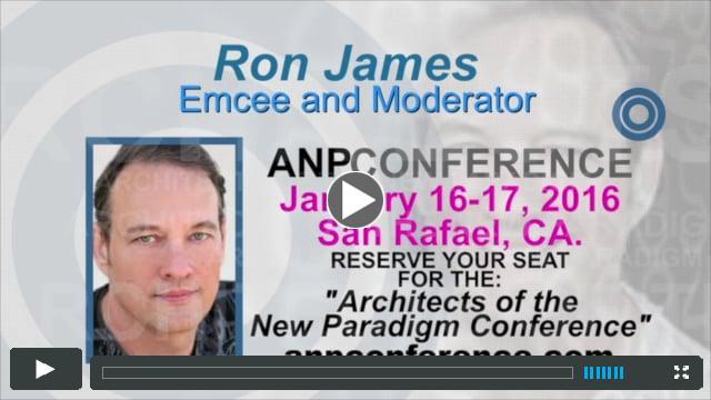 Ron James - ANP Conference Jan_16-17_2016
