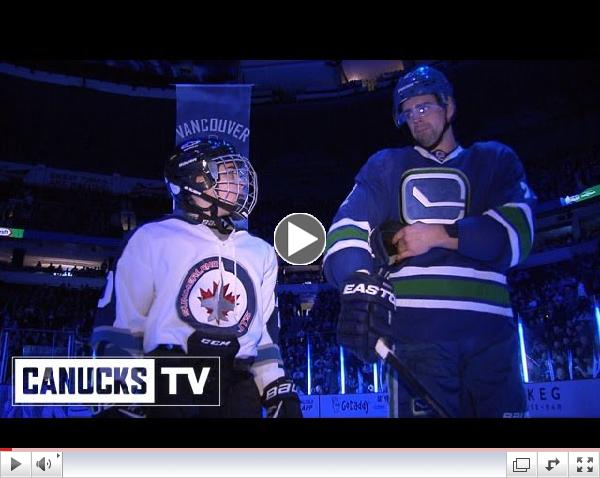 Canucks Fan Surprises Friend with Opportunity of a Lifetime