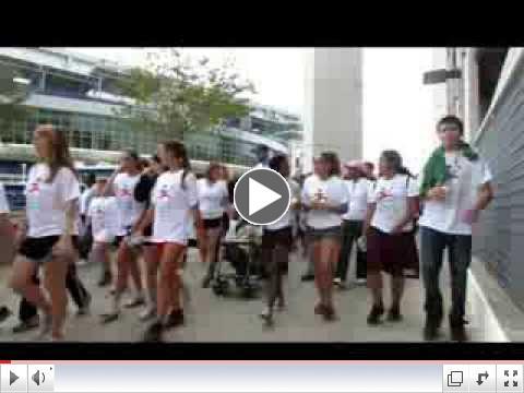 Strides for Education Walk - Hillsborough Education Foundation 2012