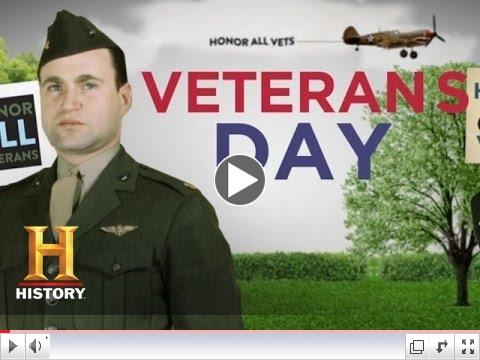 Bet You Didn't Know: Veterans Day