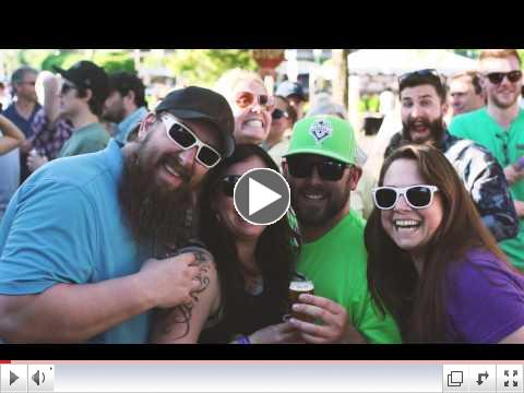 Video of 2017 Block Party & BrewFest