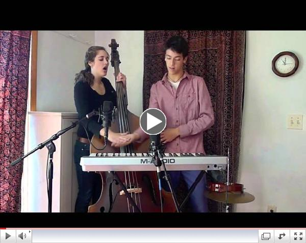 The Way I Am - Ingrid Michaelson Cover (Chloe & Jamie)