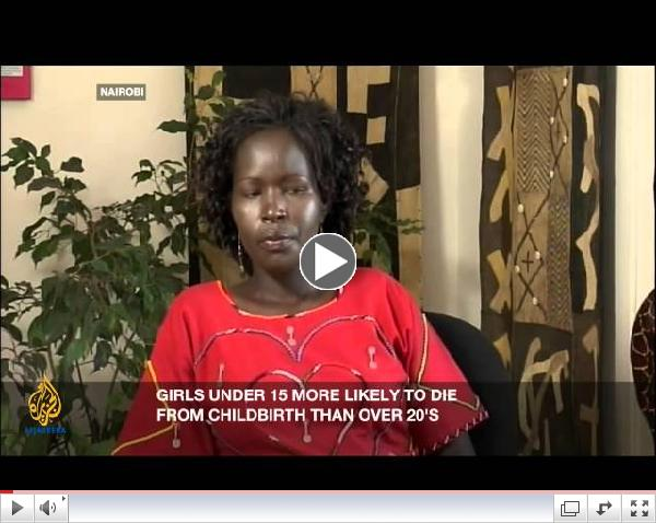 Inside Story - Child brides: How old is too young to marry?/ fr�ttask�ring AlJazeera