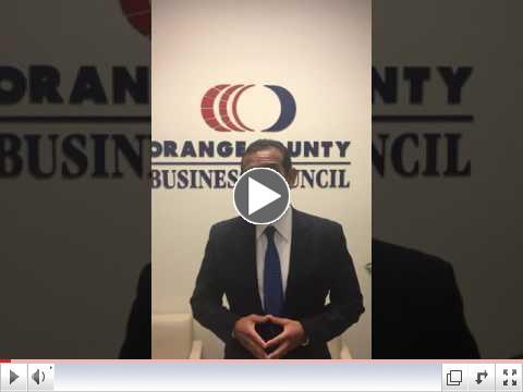 OCBC Minute with Antonio Villaraigosa