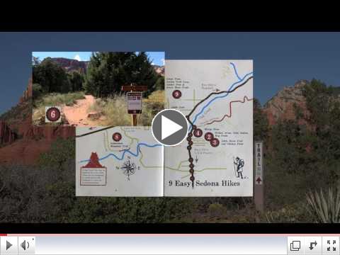 Nine Easy Hikes Sedona AZ