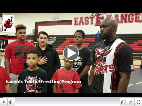 Knights Wrestling Program