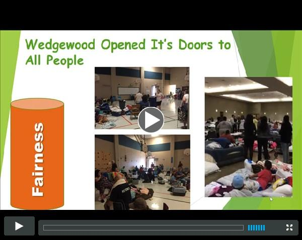 #CCISDSTRONG Video Contest Winner: Wedgewood Elementary