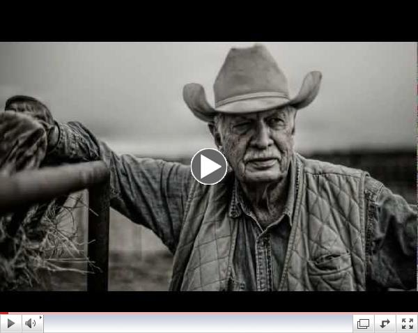 God Made a Farmer Ram Trucks Super Bowl Commercial with Paul Harvey