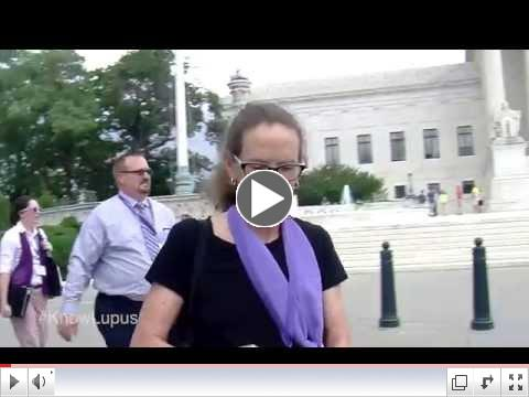 Watch the video from this year's National Lupus Advocacy Summit