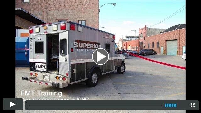 ICNC's EMT Training Program