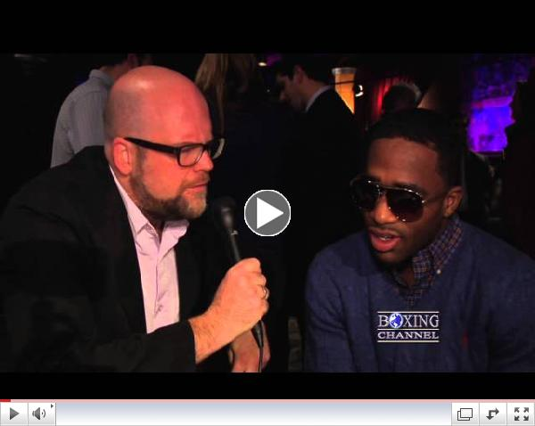 Adrien Broner says he is the number 1 of