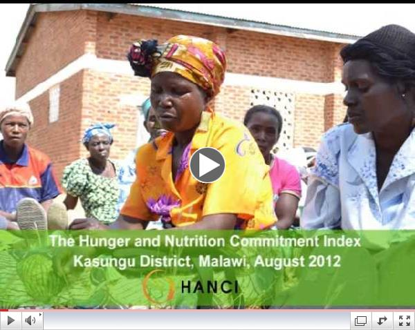 HANCI Community Voices - Kasungu district, Malawi