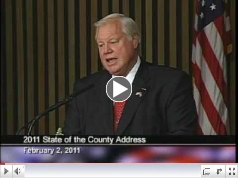 2011 State of the County Address