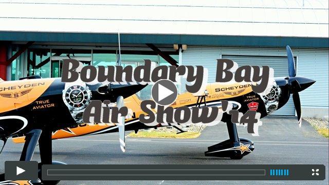 Boundary Bay Air Show '14
