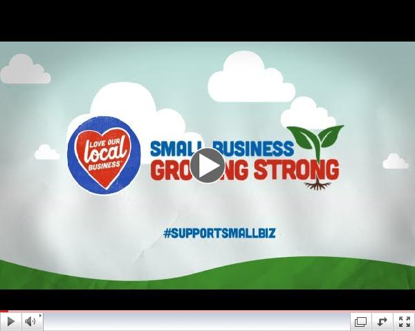 Love Our Local Business: Small Business Growing Strong
