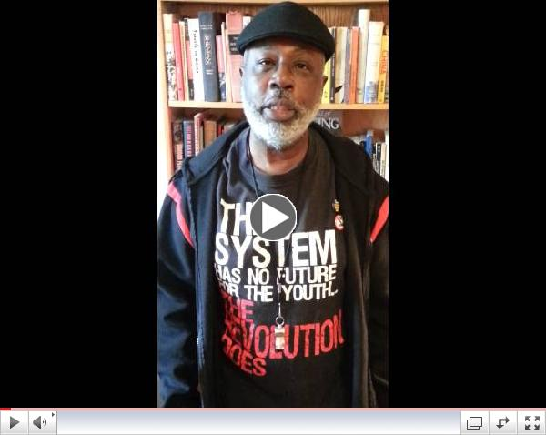 Carl Dix: Take to the Streets on October 22nd!
