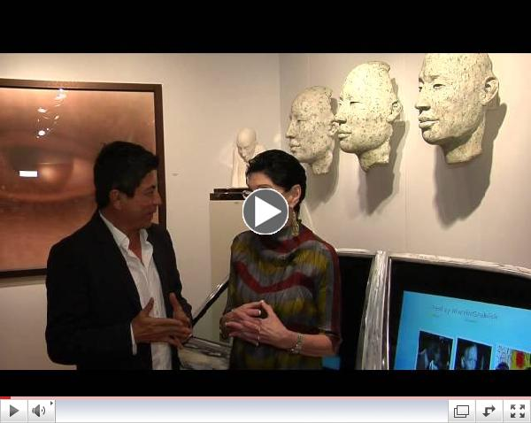 2013 ArtSpot Art Project: Marvin Gralnick by Denis Gerson