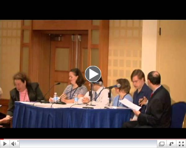 Kumin-Lazar-NDSC-Conference-Session: Employment of Adults with Down Syndrome Panel