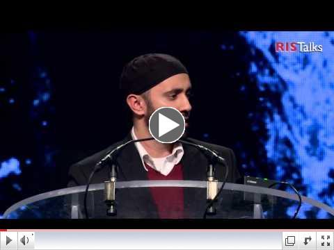 RISTalks: Imam Khalid Latif -