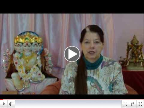 Satyabhama Ashley-Farrand Teaches Sun/Surya Mantra: Om Suryaya Namaha