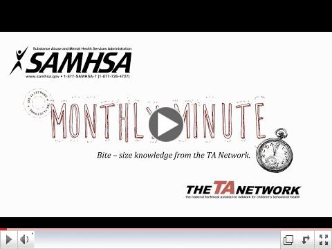 Monthly Minute