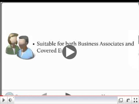 Business Associate Agreement Product Overview