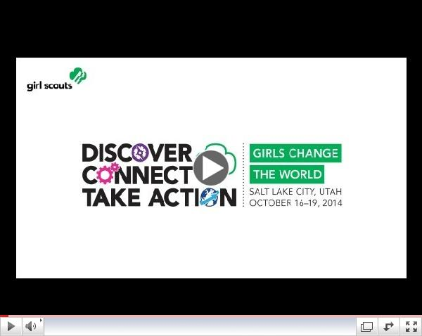 Girl Scouts National Convention Promo