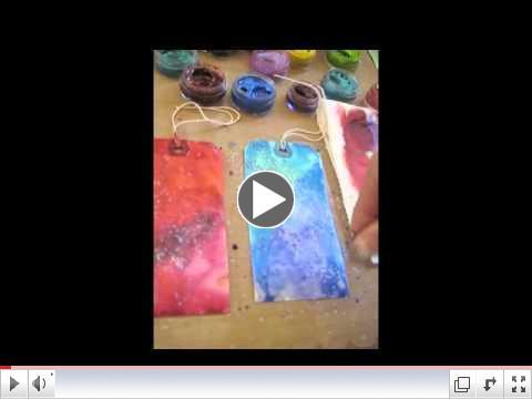 Marah Johnson's Salt Technique w/ Twinkling H2O's