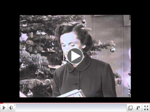 Ruth Bell Graham Reads the Christmas Story (1953)