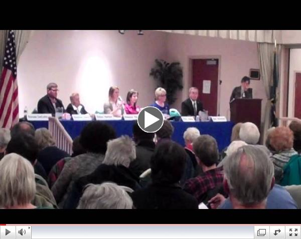 Newark Mayoral Forum 1