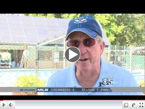 KPIX Tim Birnie to be Inducted into the Masters Swimming Hall of Fame (7/26/12)