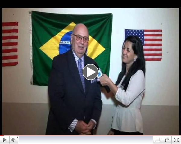 Ambassador Seixas Correa Interview -  Sula Costa