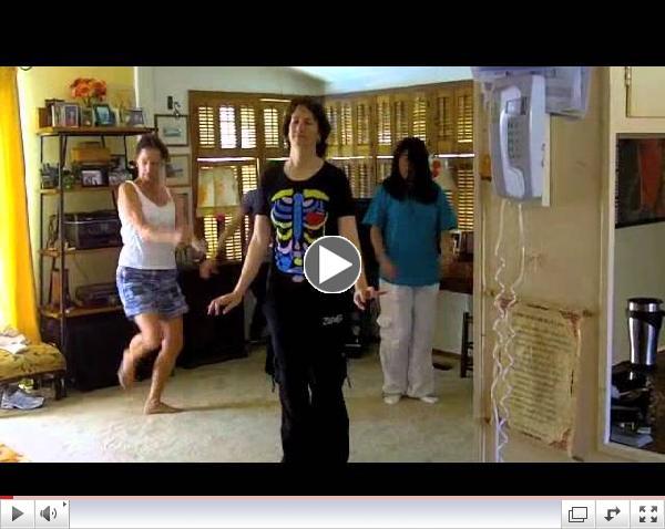 Dance Out Diabetes Diabetes: Thriller Dance (9/12/11)
