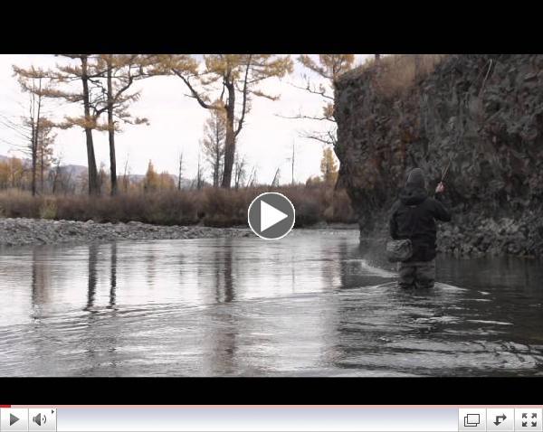 2015 Fly Fishing Film Tour: Mongolia Film Fest Trailer