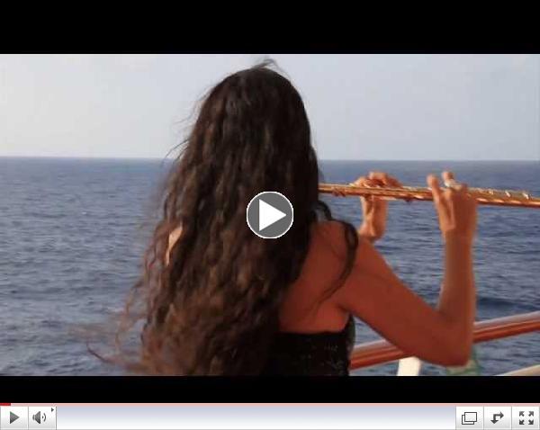 Theme from Titanic Flute Cover Viviana Guzman