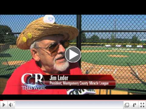 If You Build It, They Will Have Fun - Miracle Field - County Report This Week