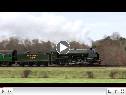 Mike Anton gives us three clips of the S15 working the Service One trains over the weekend of 26-27 Nov., 2016.