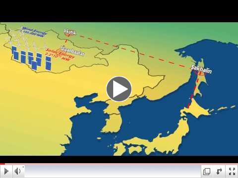 Pan Asian Super Grid