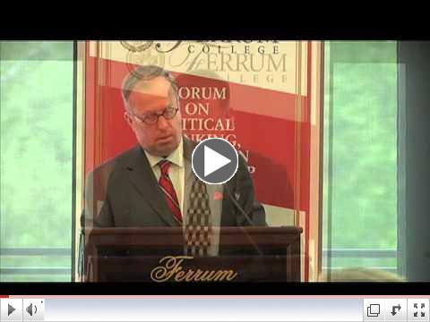 Video of Hart International Plaza Dedication