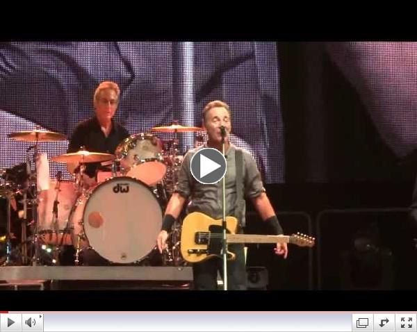 Bruce Springsteen - 2013-07-28 Kilkenny