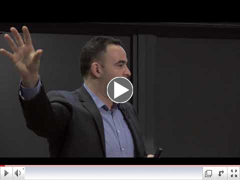 TedX PrincetonU talk by Kevin Sabet, entitled: