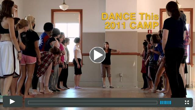Dance This 2011 Camp