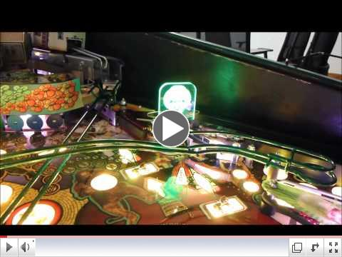 WOZ Pinball Game Play - Jersey Jack Pinball, Inc.