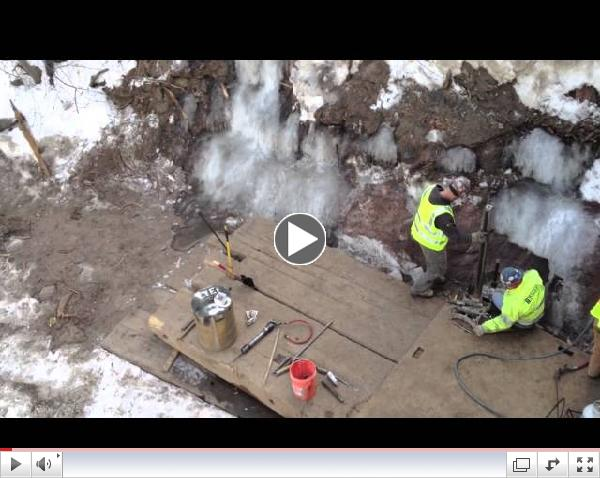 Easthampton Manhan Bridge project Update 2-25-13