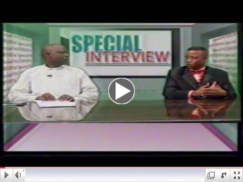 Watch Dr. Paul N. Vincent's BCA Umuahia TV Interview