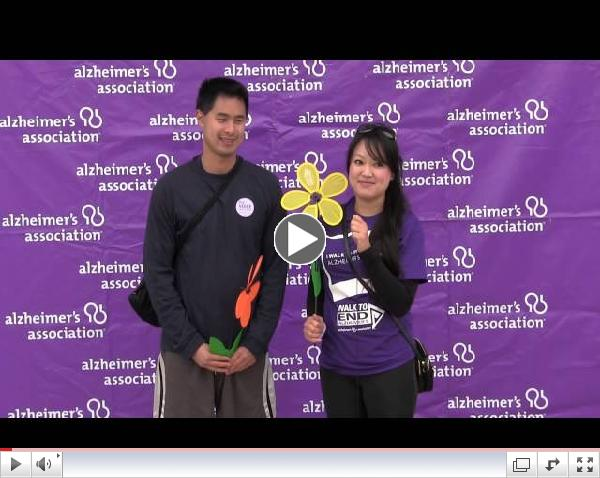 Why I Walk Compilation 2 -  San Francisco Walk to End Alzheimer's